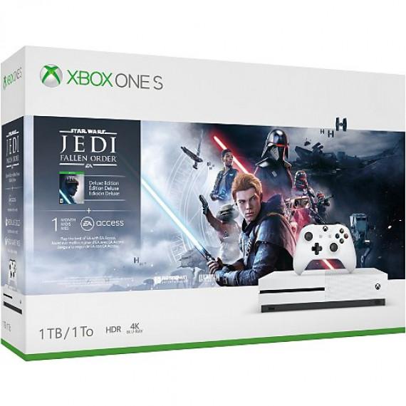 Microsoft Console Xbox One S  Xbox One S Star Wars Jedi Fallen Order