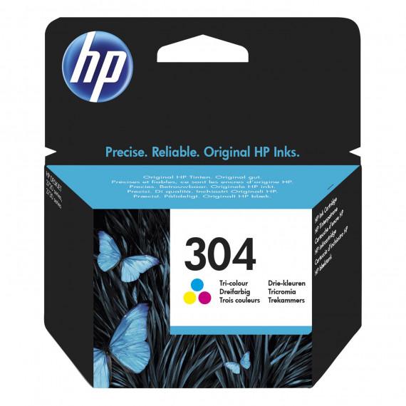 HP 304 3 couleurs