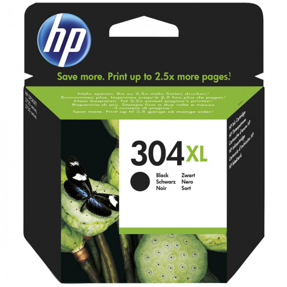 HP 304 XL Noir