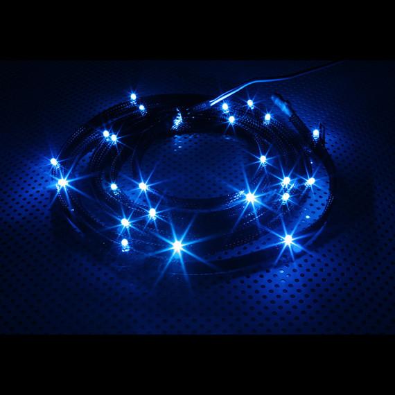 NZXT CB-LED20-BU 24x LED bleu manches - 2 m