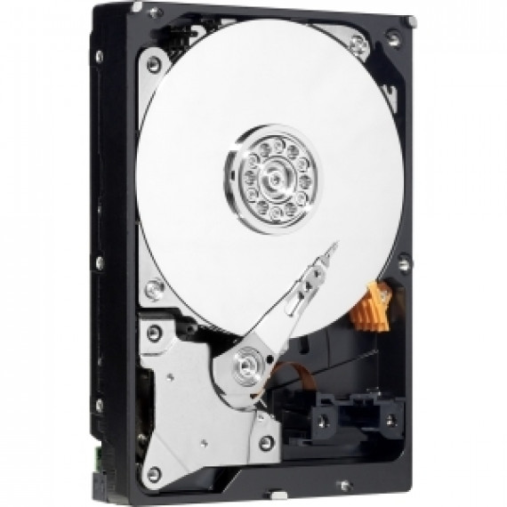 WESTERN DIGITAL Disque Dur AV-GP WD10EURX 1 To - 3.5 - Interne - SATA/600 - 7200 trs/mn - Buffer 64 Mo