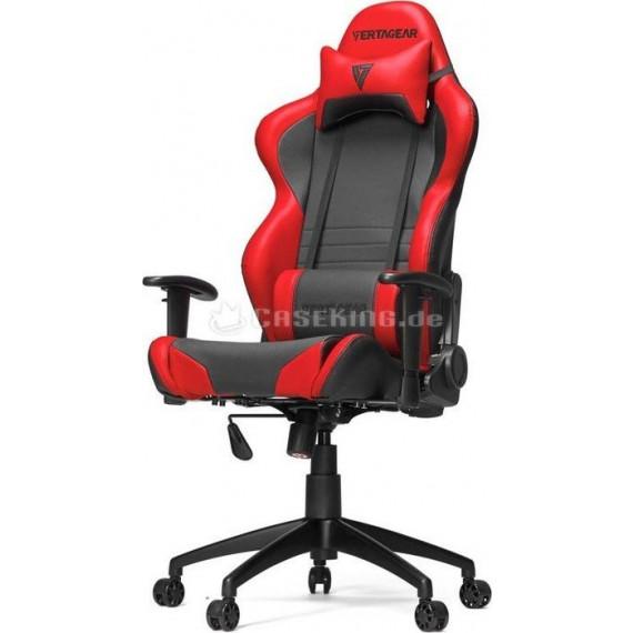 Accessoires pour consoles Fauteuil gamer VERTAGEAR Racing Series, SL2000 - noir/rouge