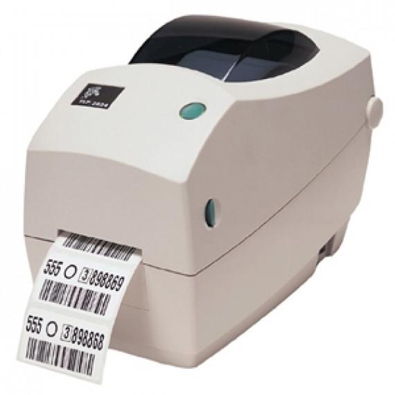 Imprimante Thermique Direct Zebra TLP 2824 Plus - Impression d'étiquette - Monochrome - Ethernet/USB