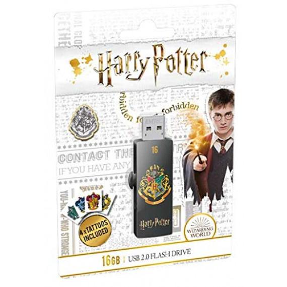 EMTEC Clé usb  M730 16Go Harry Potter Poudlard