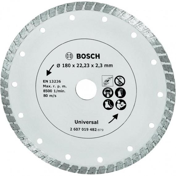 Disque à tronçonner  Bosch Turbo 180 mm