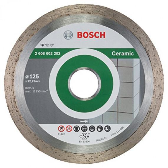 Disque à tronçonner  Bosch Standard for Ceramic 125mm