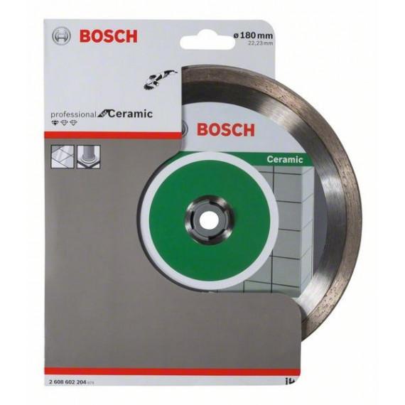 Disque à tronçonner  Bosch Standard for Ceramic 180mm