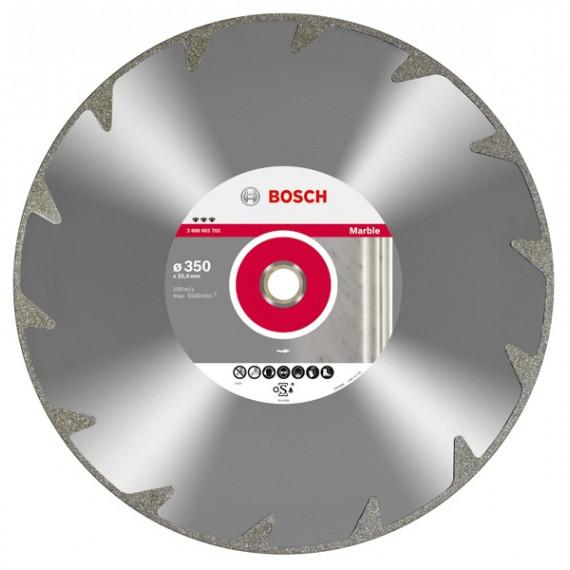 Disque à tronçonner  Bosch Best for Marble 125 mm