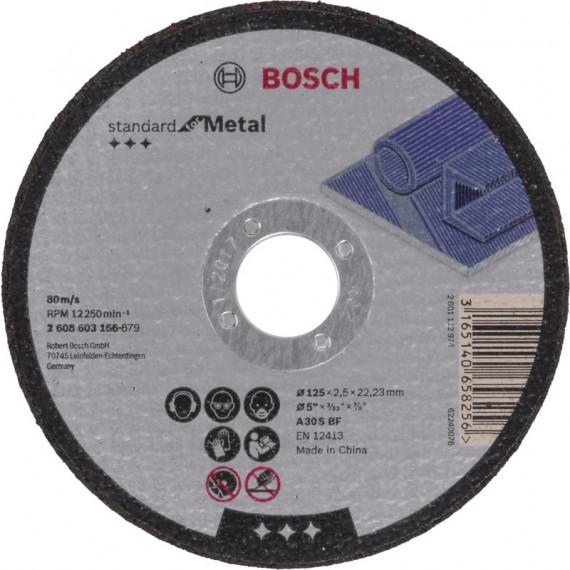 Disque à tronçonner  Bosch gerade