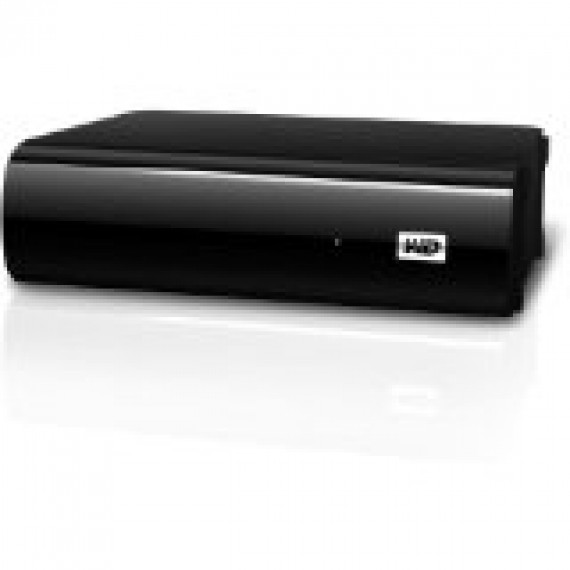 Disque dur externe Western Digital My Book AV-TV 2 TB noir, USB 3.0, WDBGLG0020HBK 2 TB