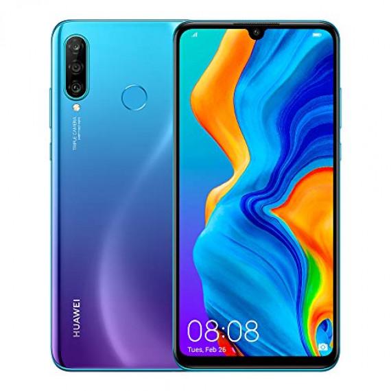 Huawei P30 lite 256 PEACOCK BLUE