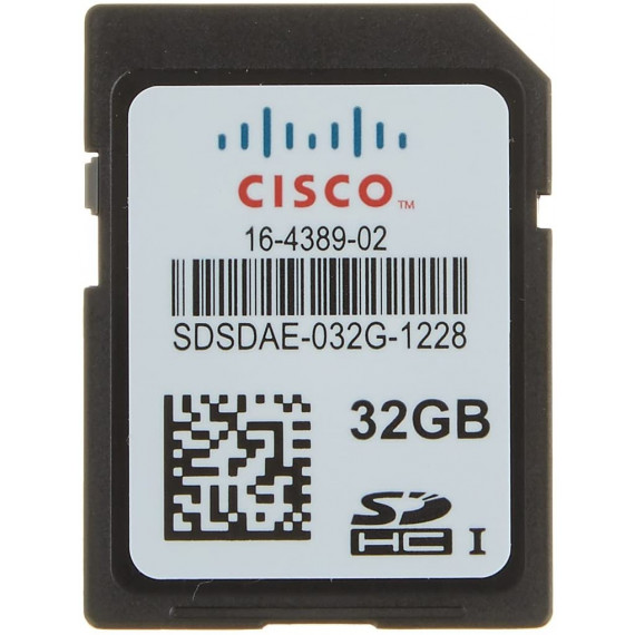 CISCO 32GB SD Card for UCS servers  32GB SD Card for UCS servers