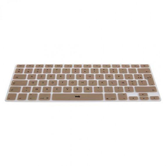 WE Clavier de protection pour Macbook Or. Compatible Macbook Pro 13.3 Pro 15.4 / Pr