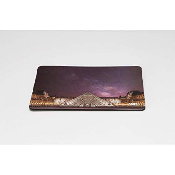 WE Tapis de souris  pack retail taille du tapis 220x160x3mm motif louvre