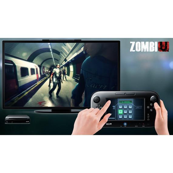 Ubisoft ZombiU (Wii U)