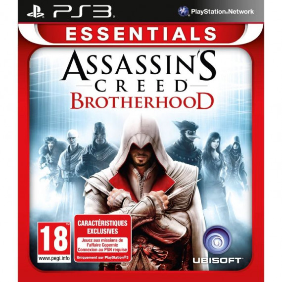 JUST FOR GAMES ASSASSIN'SCREED BROTHERHOODPS3