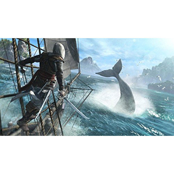 Assassin's Creed IV : Black Flag (PC)