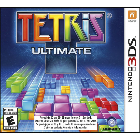 Tetris Ultimate (Nintendo 3DS)