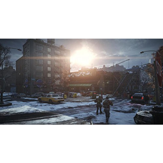 Ubisoft Tom Clancy's : The Division (PS4)
