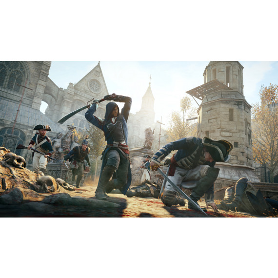 Ubisoft Assassin's Creed : Unity - Edition spéciale (Xbox One)