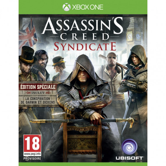 Ubisoft Assassin's Creed : Syndicate - Edition Spéciale (Xbox one)