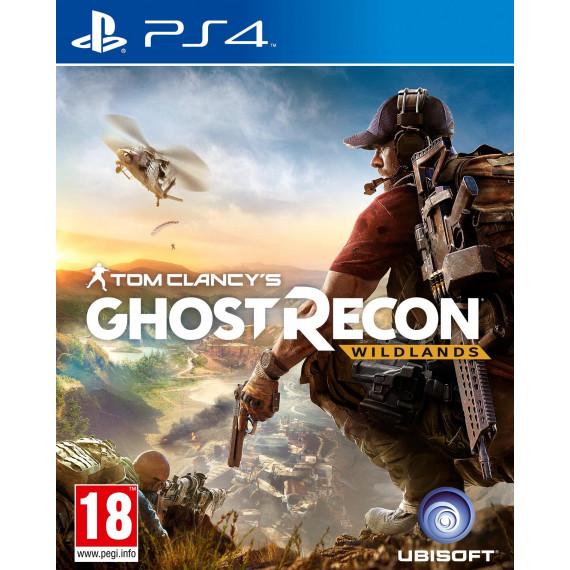 Ubisoft GHOST RECON WILDLANDS PS4