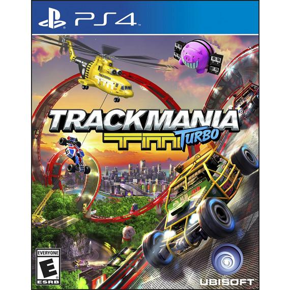Ubisoft Trackmania : Turbo (PS4) (Pré-commande - Sortie le 31 Mars 2016)