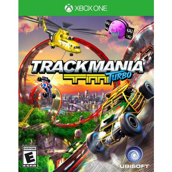 Trackmania : Turbo (Xbox One) (Pré-commande - Sortie le 31 Mars 2016)
