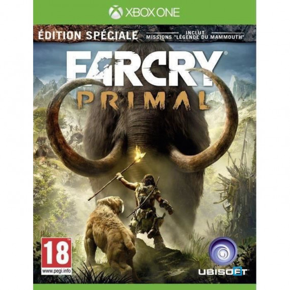 Ubisoft Far Cry : Primal (Xbox One)
