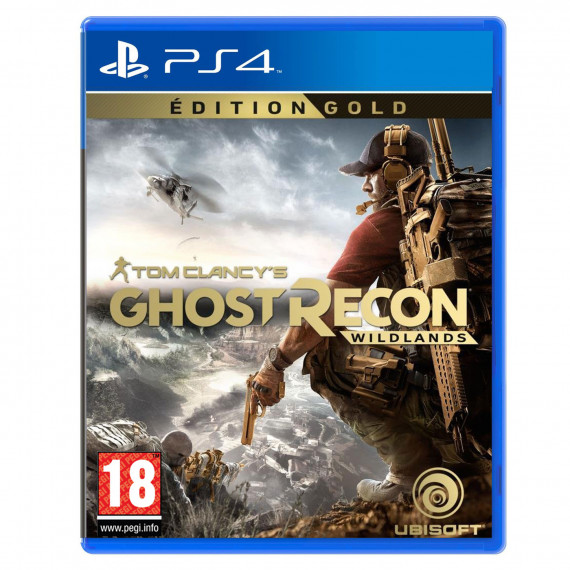 Ubisoft Ghost Recon : Wildlands (PS4)