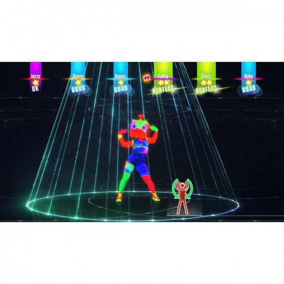 Ubisoft JUST DANCE 2017 WII