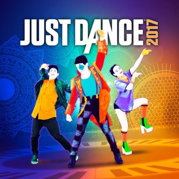 Ubisoft JUST DANCE 2017 WII U