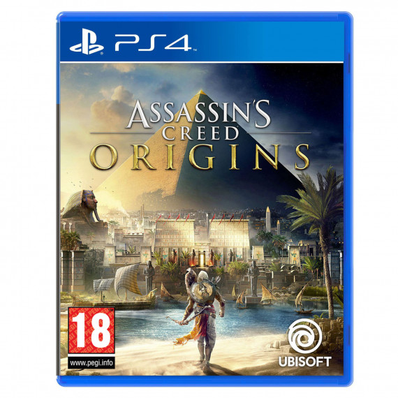Ubisoft Assassin's Creed : Origins (PS4)