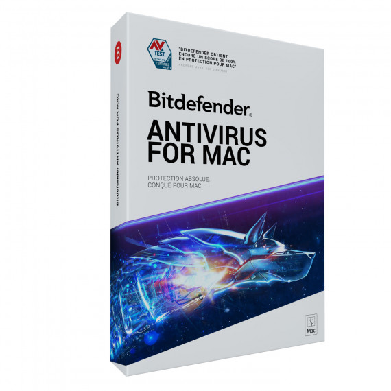 BITDEFENDER Antivirus For Mac 2019