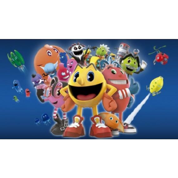 Bandai Namco Games PAC-MAN et les Aventures de Fantômes (Wii U)