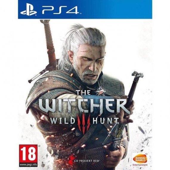 BANDAÏ The Witcher III : Wild Hunt (PS4)