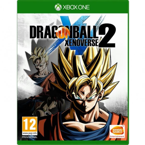 BANDAÏ DRAGON BALL XENOVERSE 2 -XBOX1