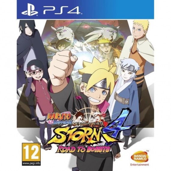 BANDAÏ NARUTO SUN ROAD TO BORUTO PS4