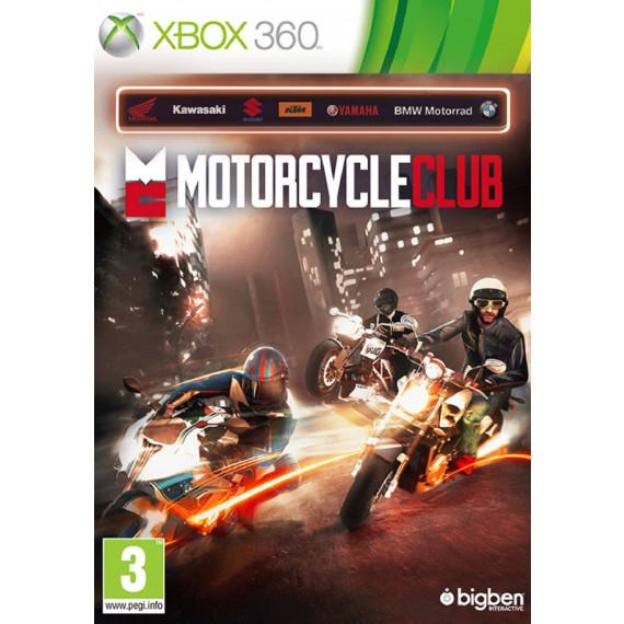Bigben Interactive Motorcycle Club (Xbox 360)