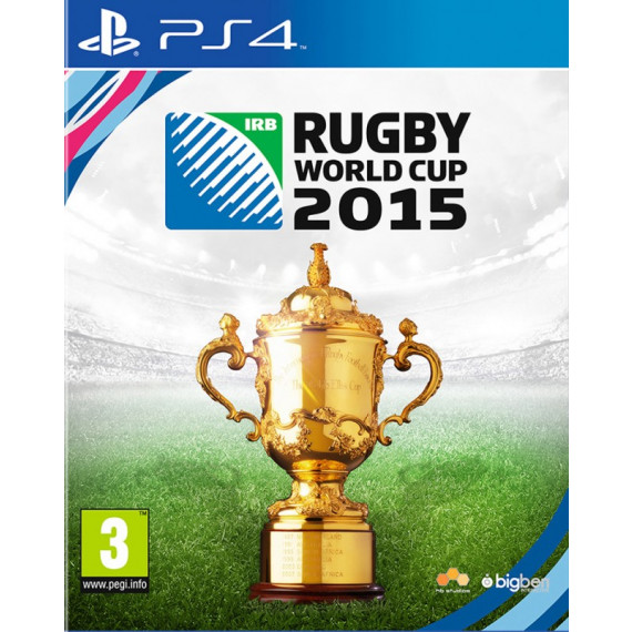 Bigben Interactive Rugby World Cup 2015 (PS4)