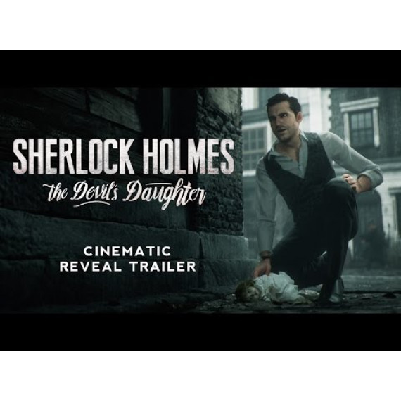 Frogwares Sherlock Holmes : The Devil's Daughter (PS4)