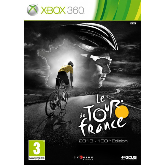 Focus Home Interactive Le Tour de France 2013 (Xbox 360)