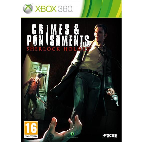 Focus Home Interactive Sherlock Holmes : Crimes & Punishments (Xbox 360)
