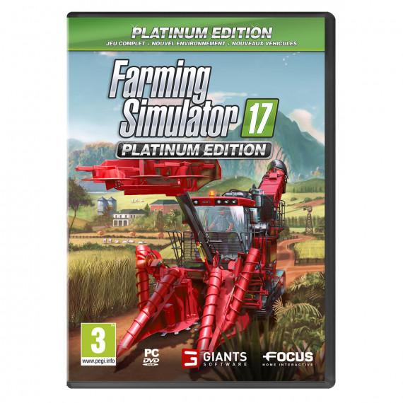 Focus Home Interactive Farming Simulator 17