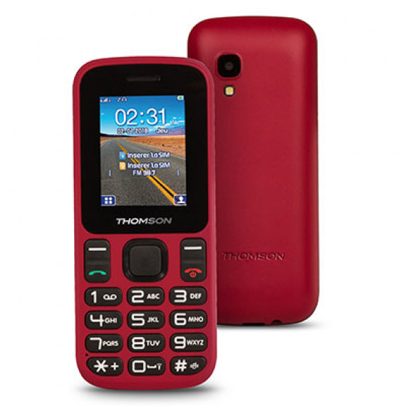 Thomson Tlink 12 Rouge