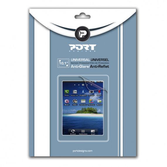 PORT DESIGN Universal Screen Protector 10.1''