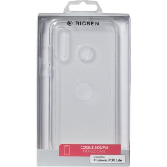 Bigben Interactive coque transparente pour smartphone huawei P30 lite