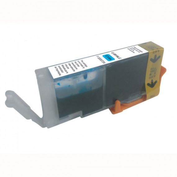 GENERIQUE Cartouche compatible CLI-551C XL (Cyan)