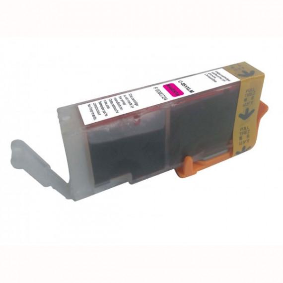 GENERIQUE Cartouche compatible CLI-551M XL (Magenta)
