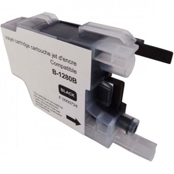 GENERIQUE Cartouche compatible LC1280XLBK/1240BK/1220BK